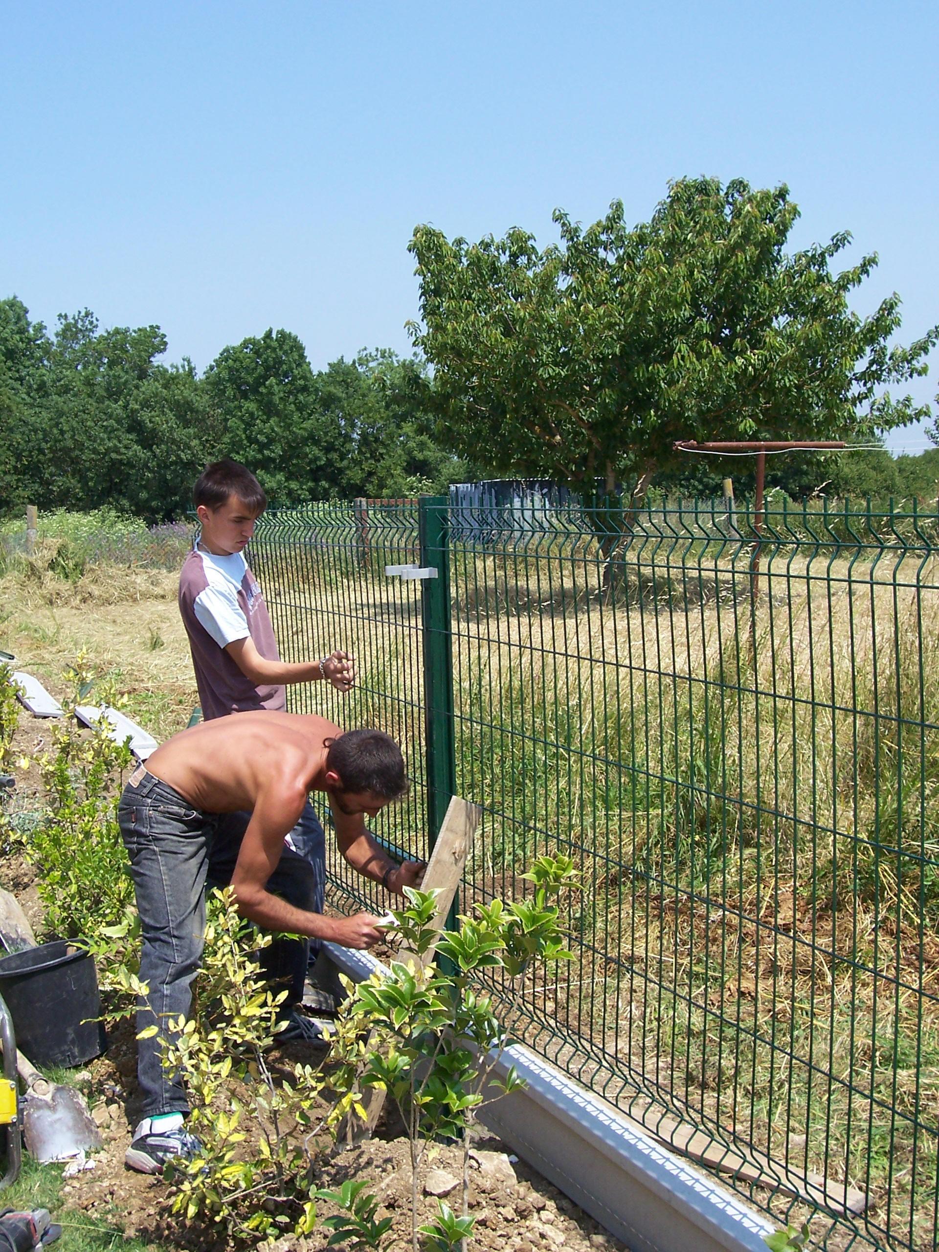 Entreprise de parcs et jardins for Entreprise parc et jardin